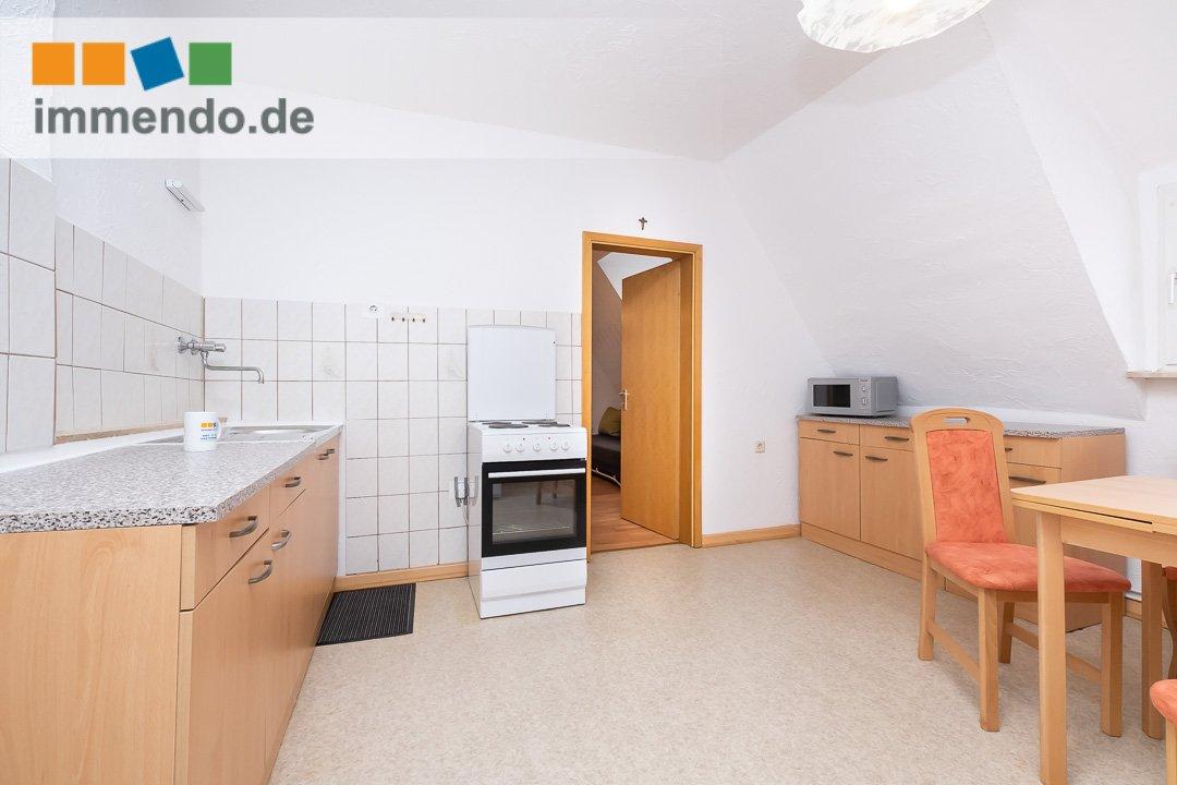 Überblick Wohnküche