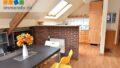 Essbereich Blick in Küche